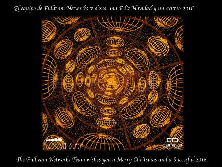 Feliz Navidad Fullteam Networks