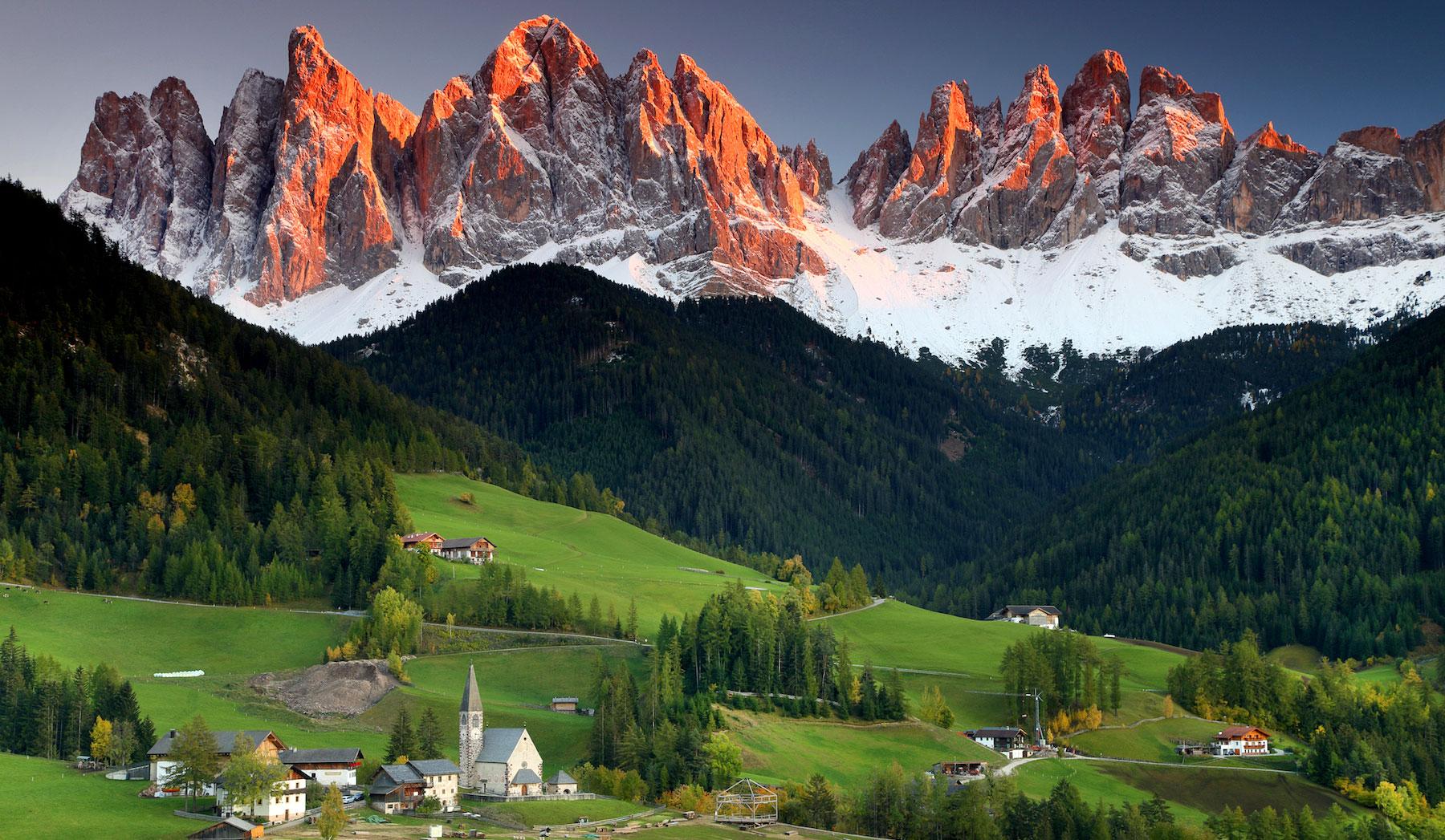 Cadena-montanosa-de-las-Dolomitas-2